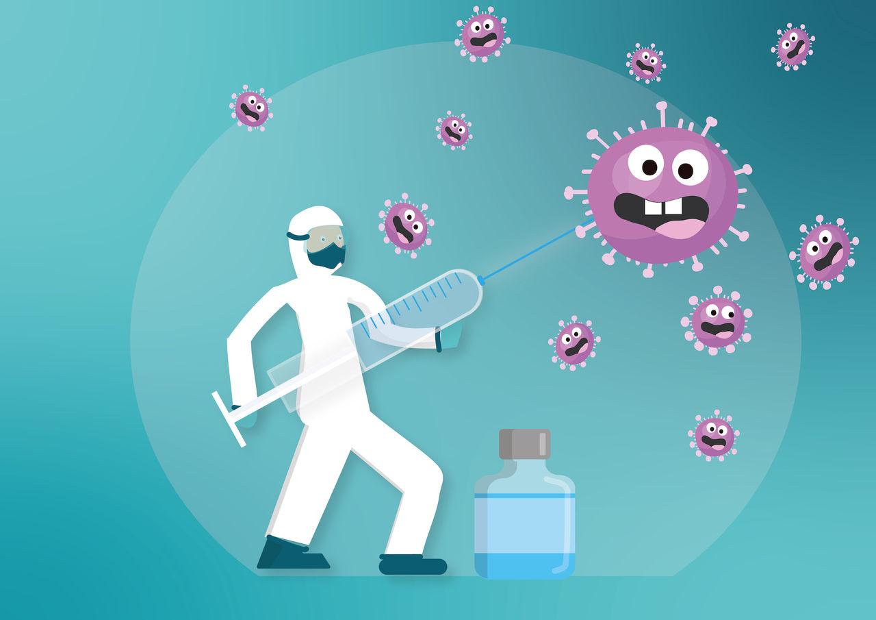 USA vill slopa patentreglerna för COVID-19-vaccin