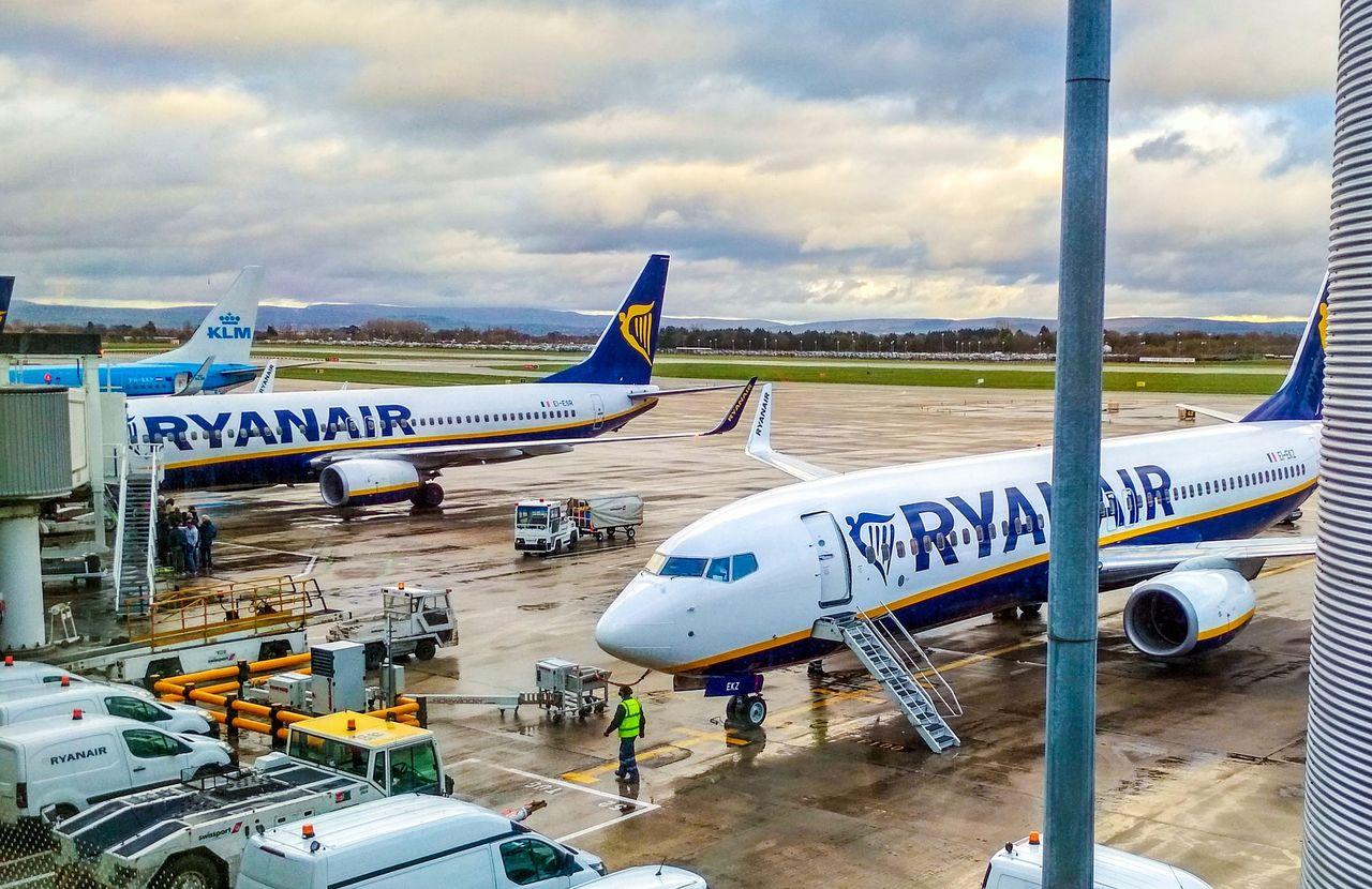 Ryanair ska börja flyga från Arlanda