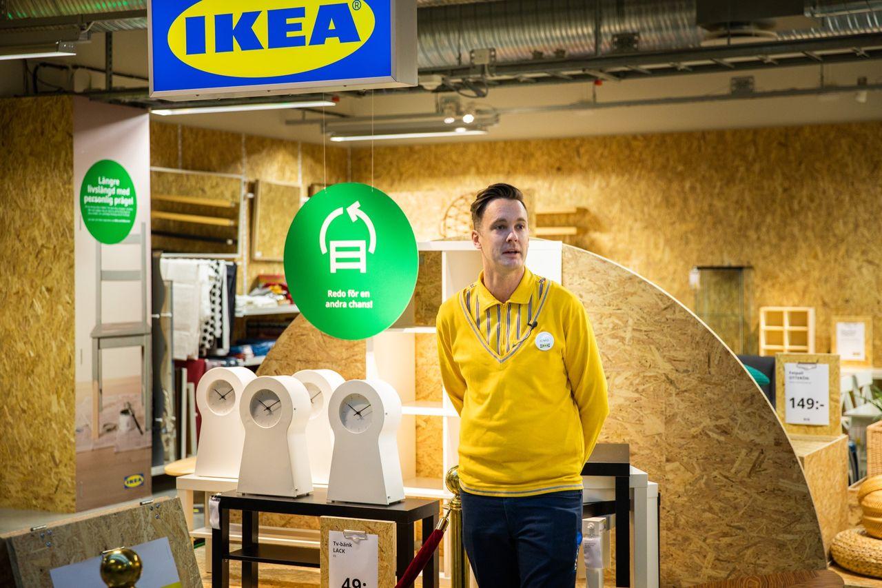 IKEA är Sveriges mest attraktiva arbetsgivare