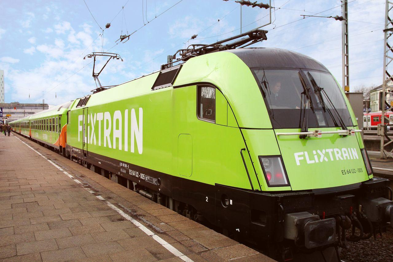 Nu har Flixtrain börjar köra tåg i Sverige