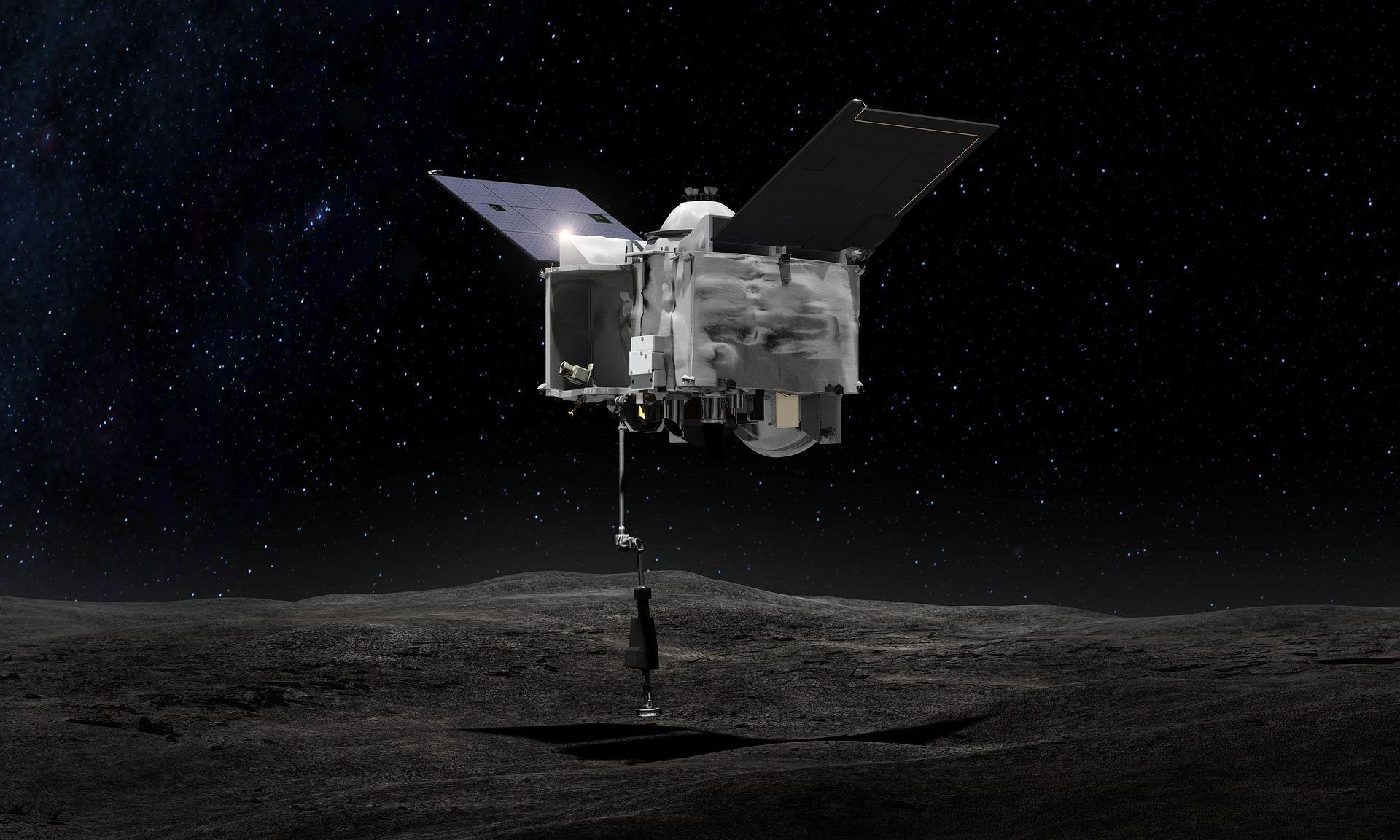 NASA:s asteroidjagare återvänder till jorden