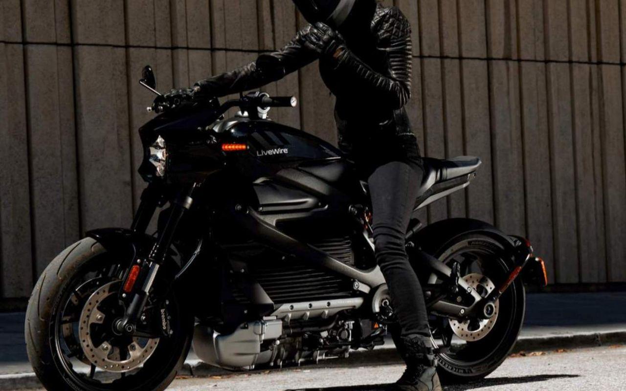 Harley Davidson gör LiveWire till ett eget varumärke
