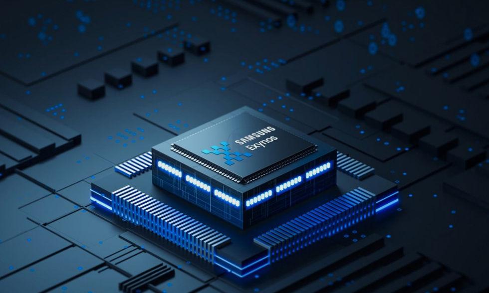 Samsung ryktas presentera laptop-chip