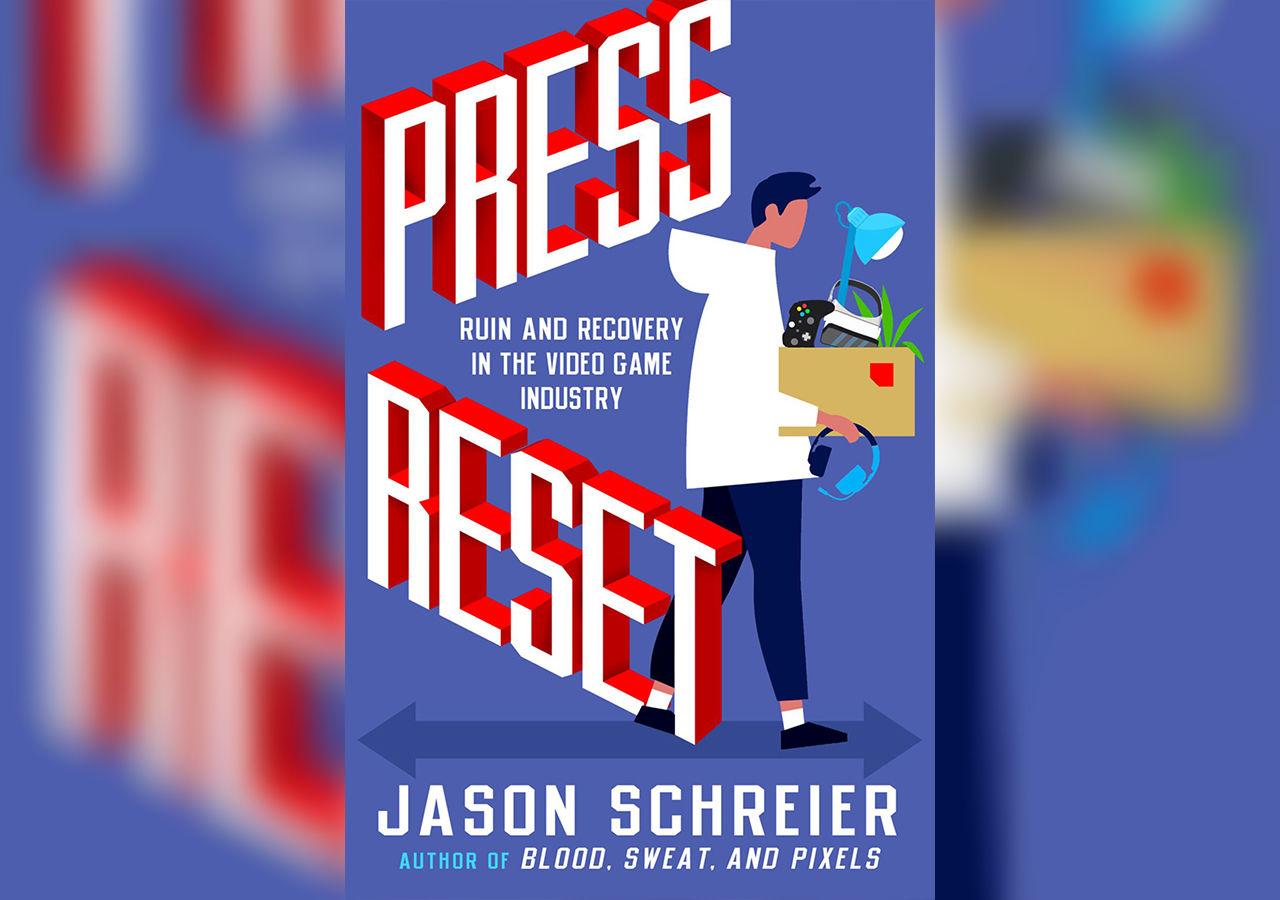 Press Reset är en ny bok om spelbranschen