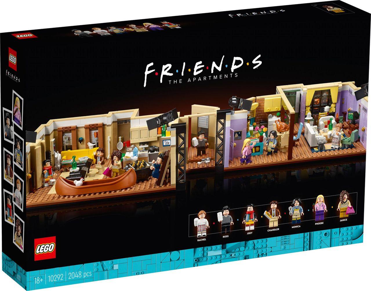 LEGO ska släppa nytt Vänner-bygge