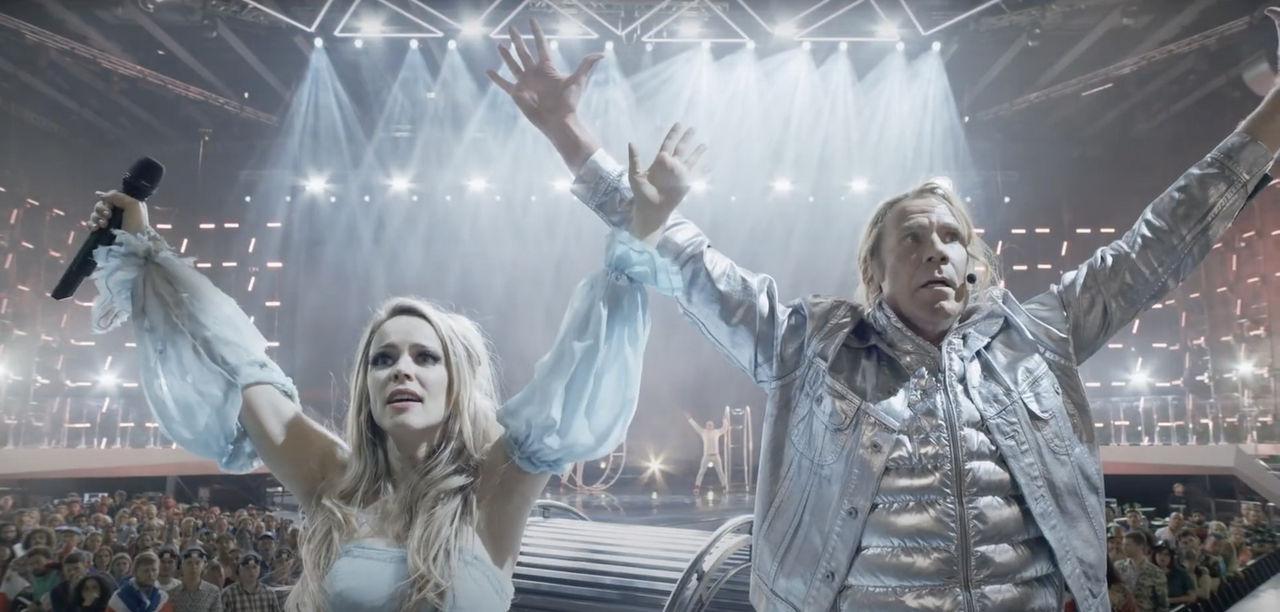 USA kommer få en egen Eurovision song contest