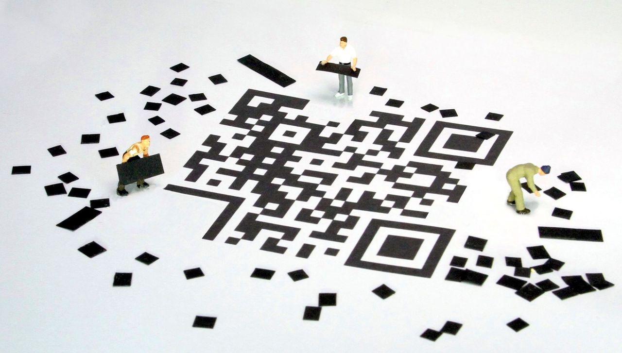 Skapa en QR-kod för ditt wifi