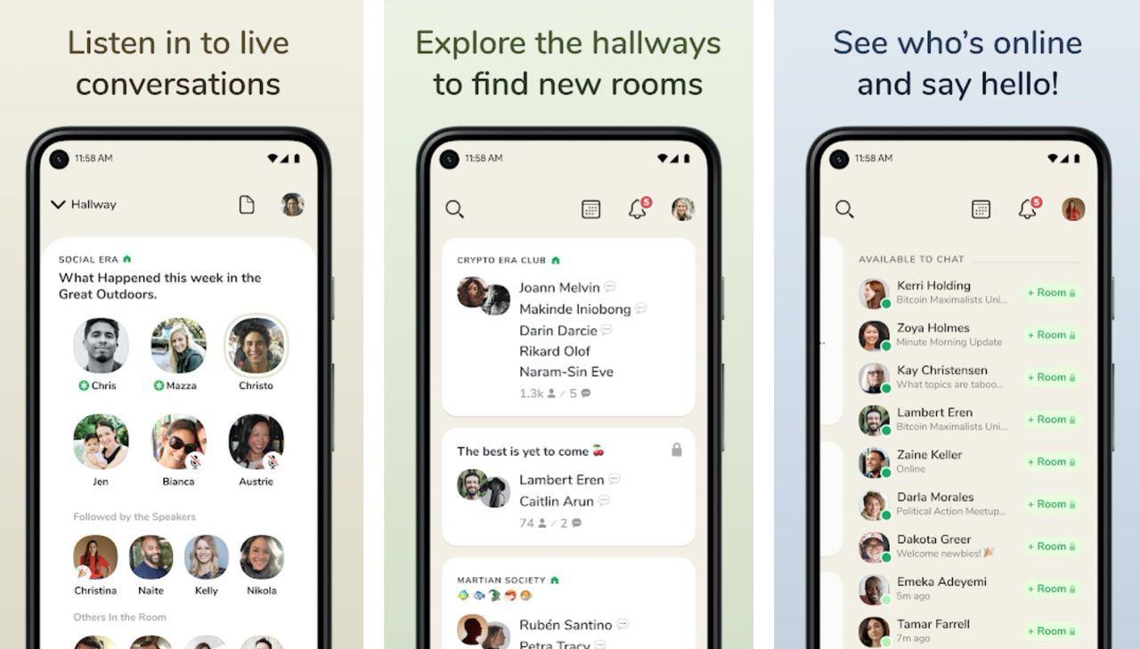 Clubhouse kommer till Android officiellt i veckan