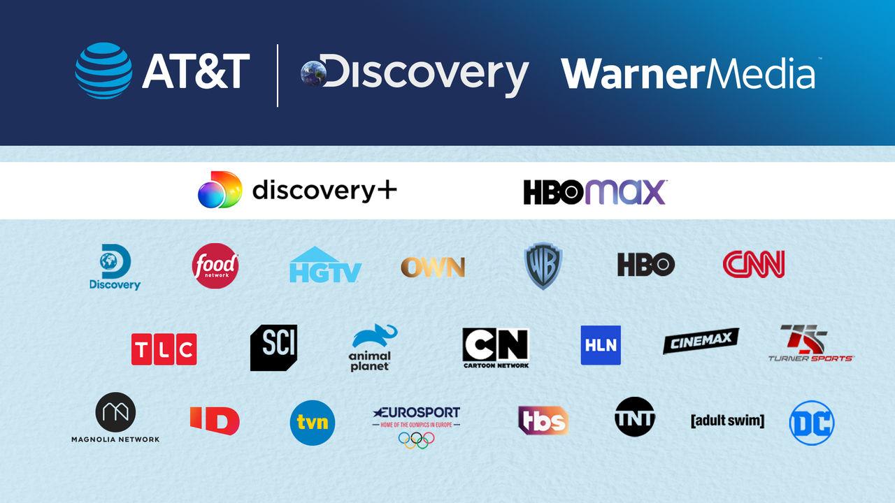 WarnerMedia slås ihop med Discovery