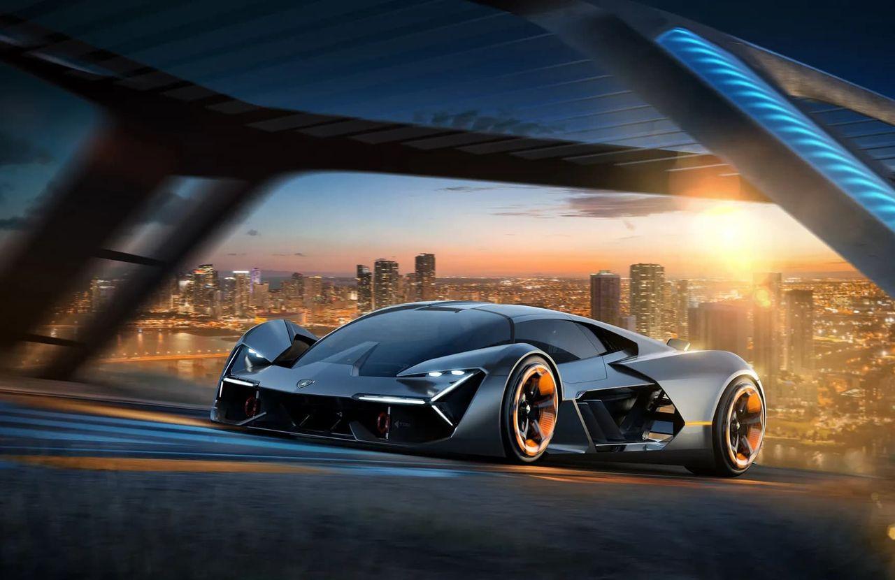 Lamborghini planerar att släppa en el-superbil