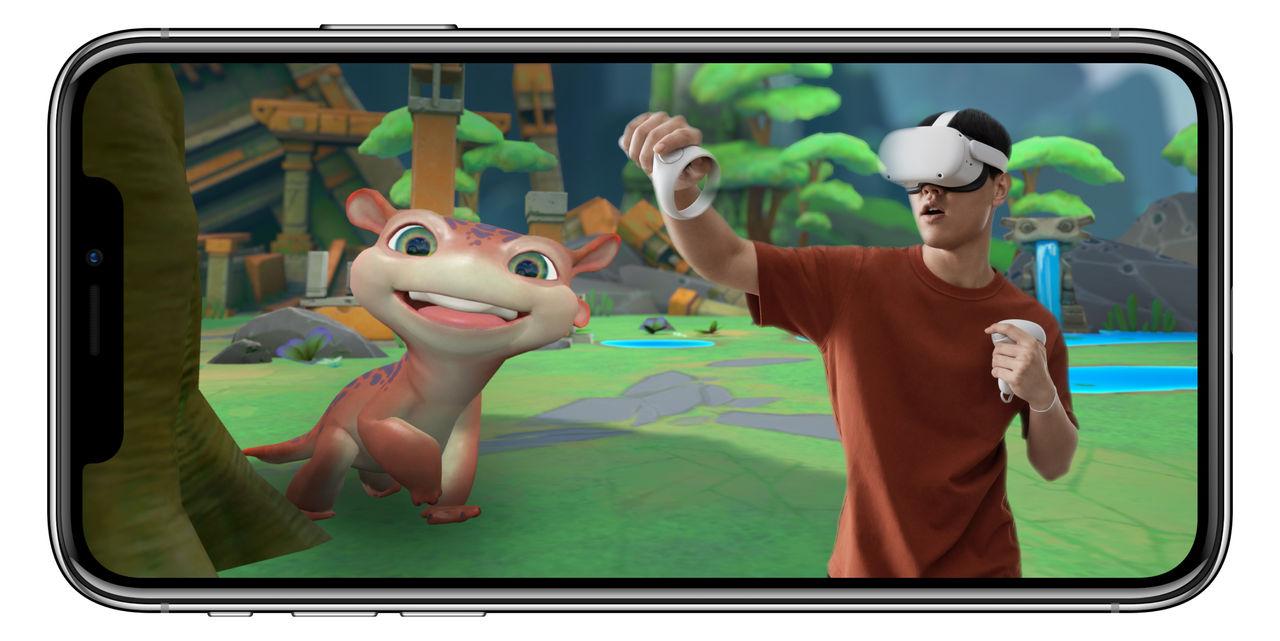 Ny funktion till Oculus mixar in spelaren i VR-upplevelsen