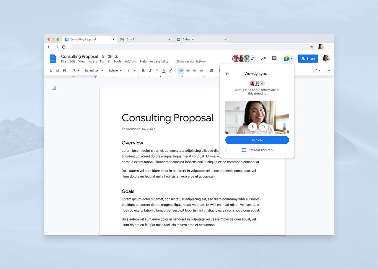 Google vill få oss att jobba smartare ihop med Smart Canvas