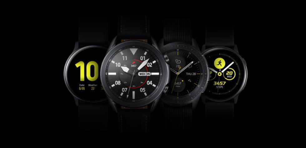 Google och Samsung gör gemensam sak kring klockor