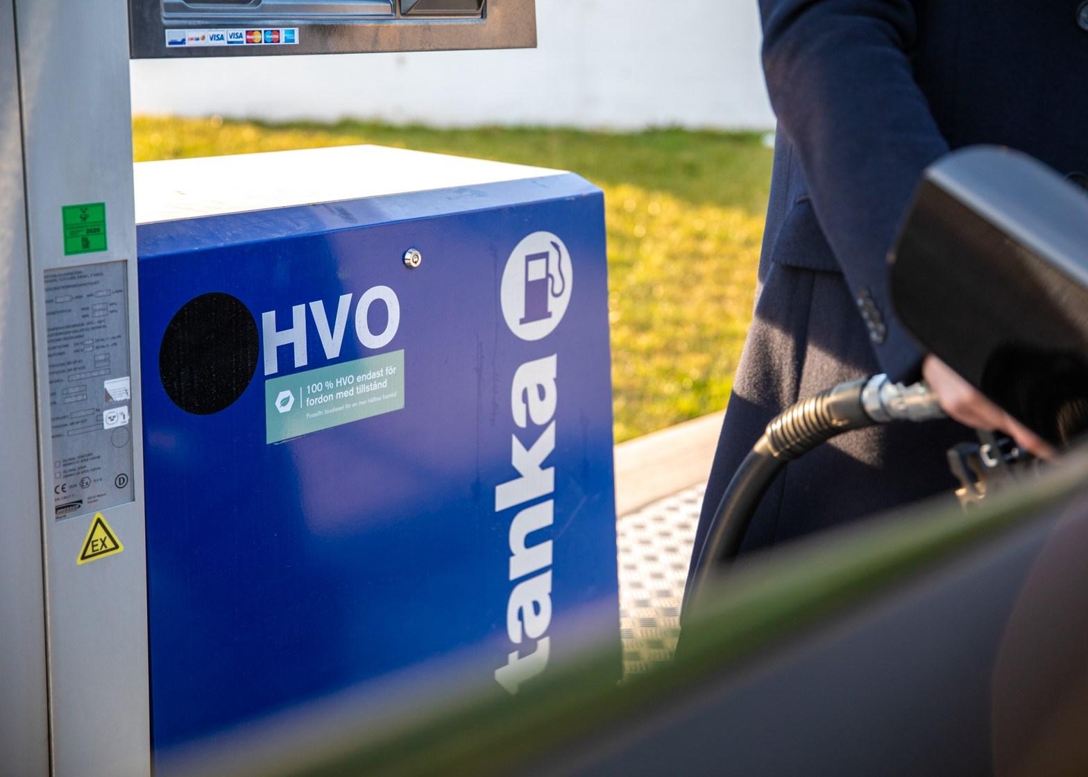 Volkswagen-dieslar godkänns för HVO100 Gäller hela koncernen!