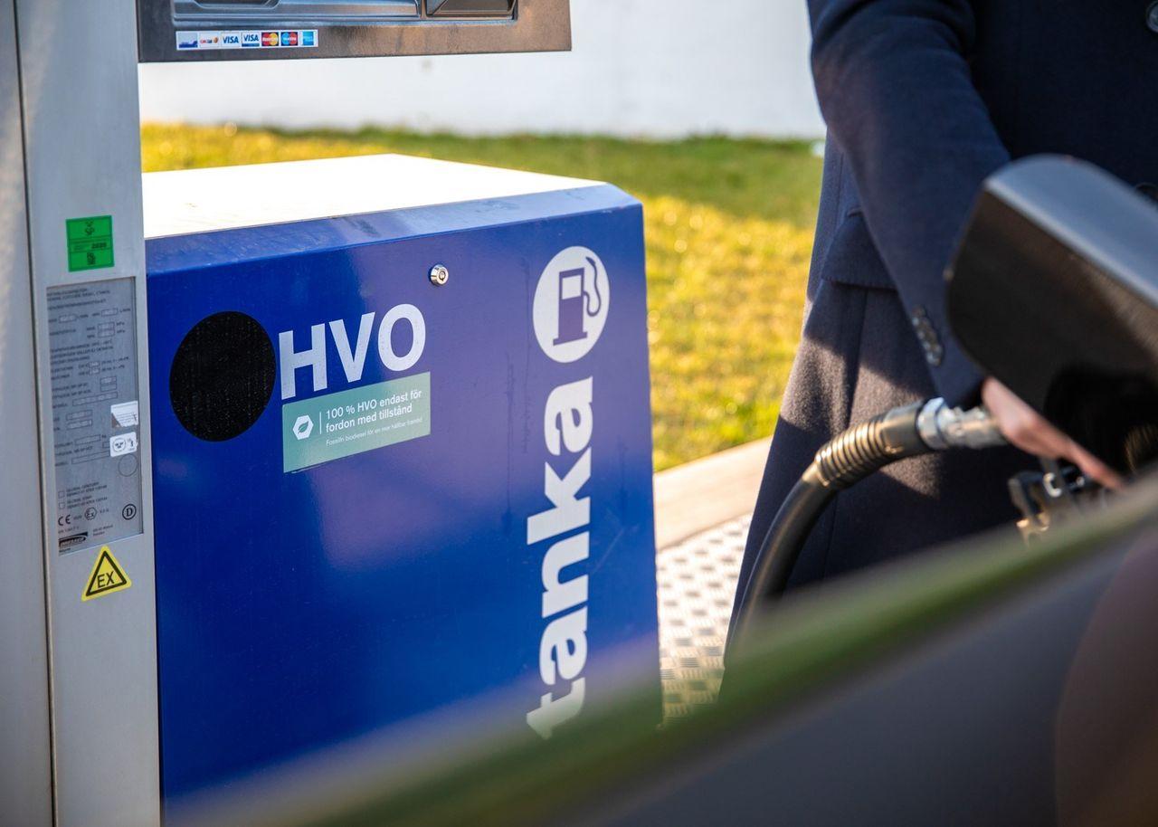 Volkswagen-dieslar godkänns för HVO100