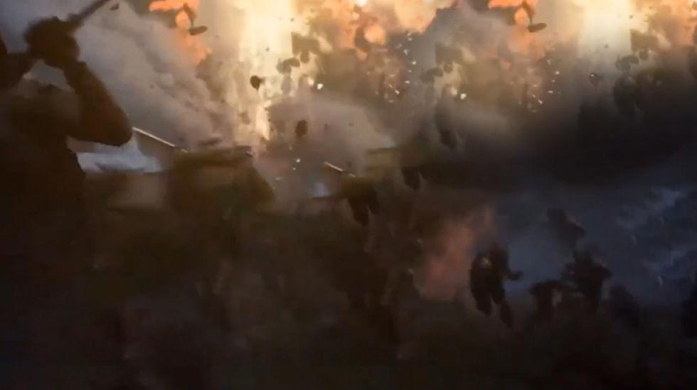 Fler suddiga skärmdumpar från Battlefield 6