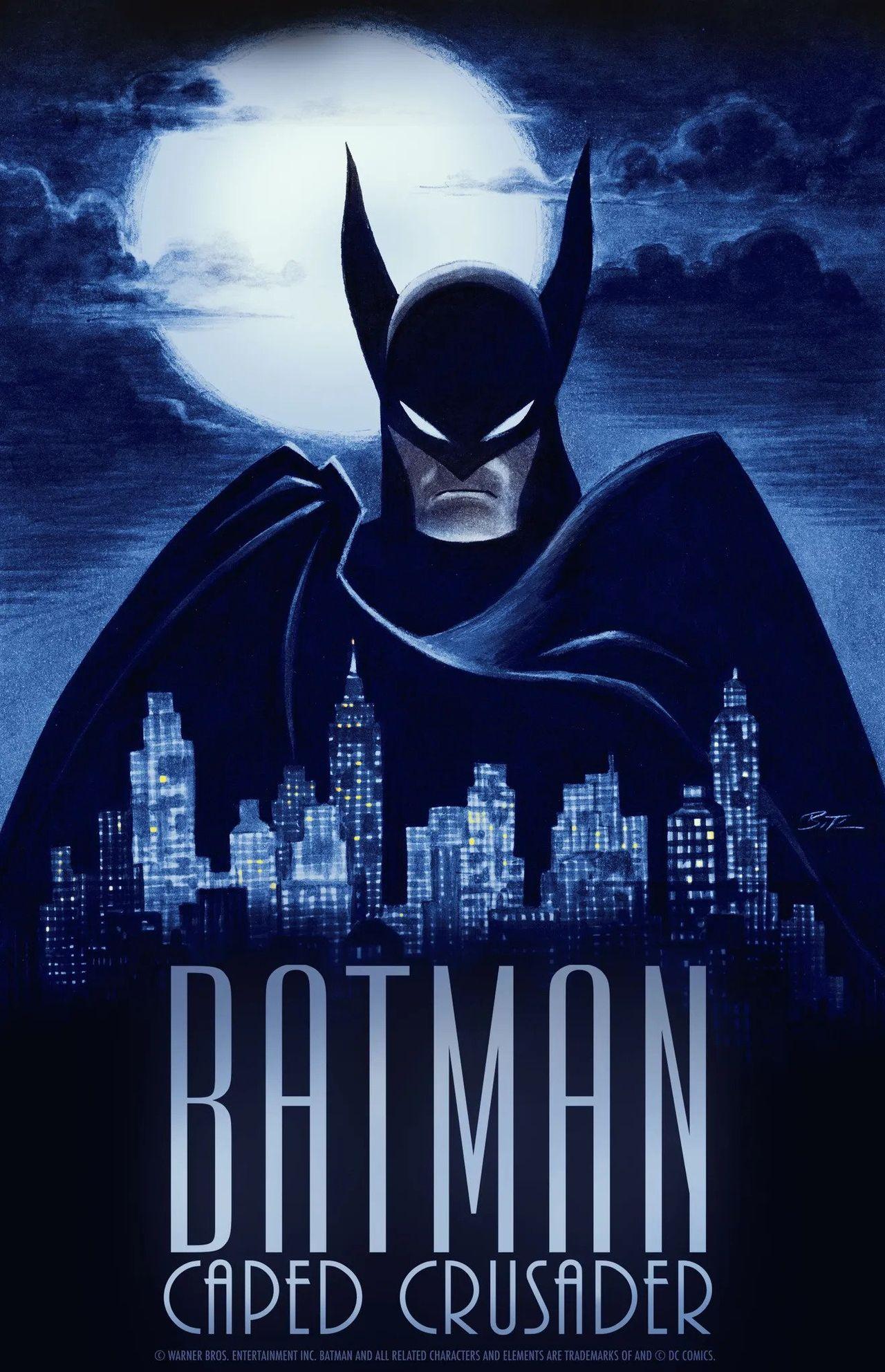 Ny Batman-serie på ingång!