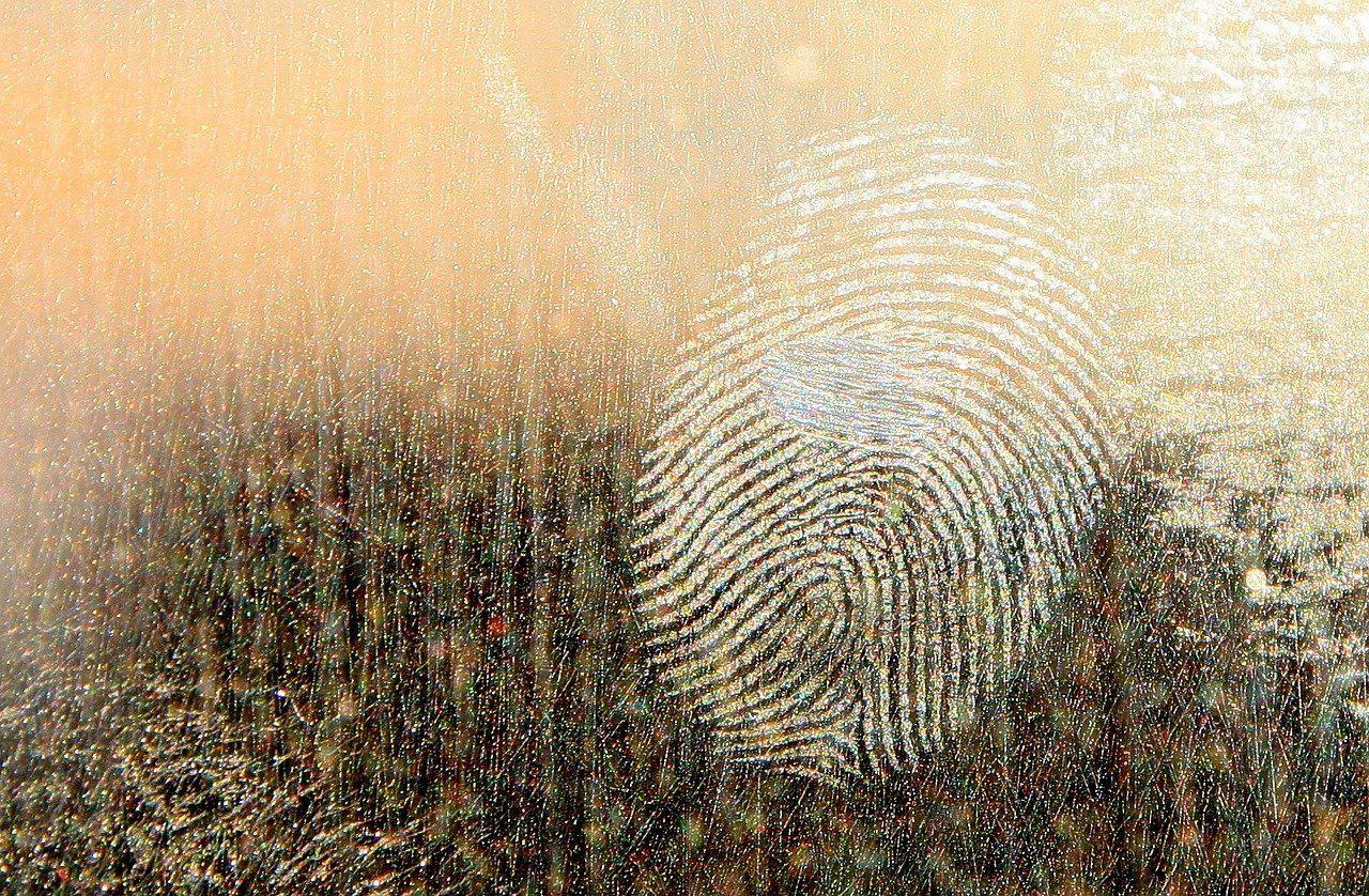 Bugg förhindrar polisen att söka efter fingeravtryck