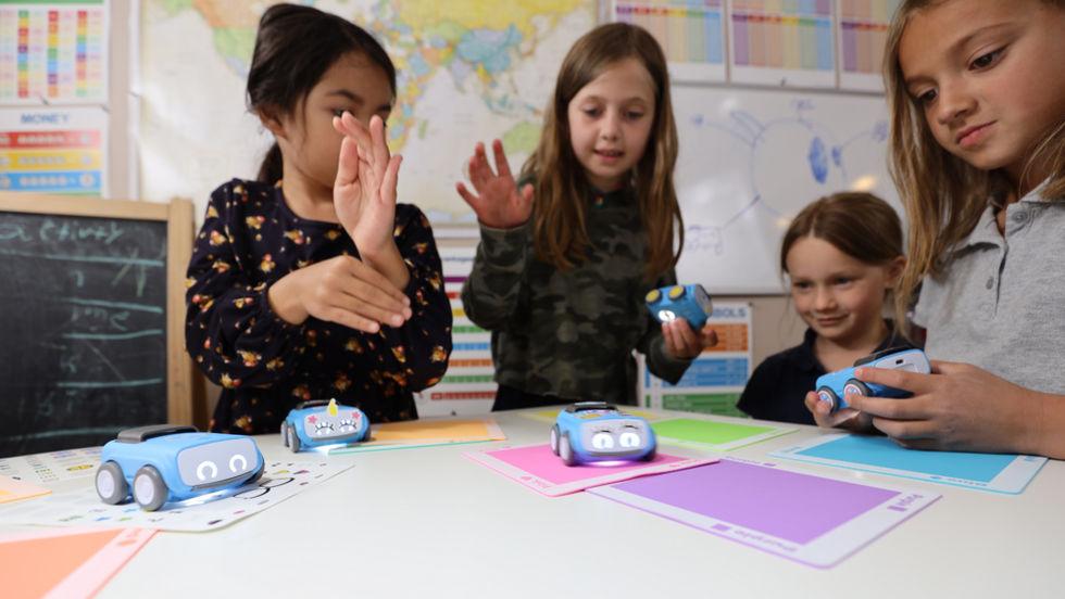 Sphero indi är en robotbil för barn