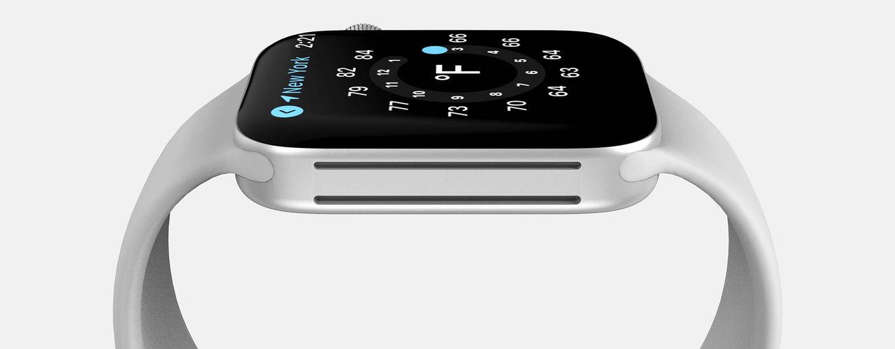 Kommer Apple Watch Series 7 se ut så här?