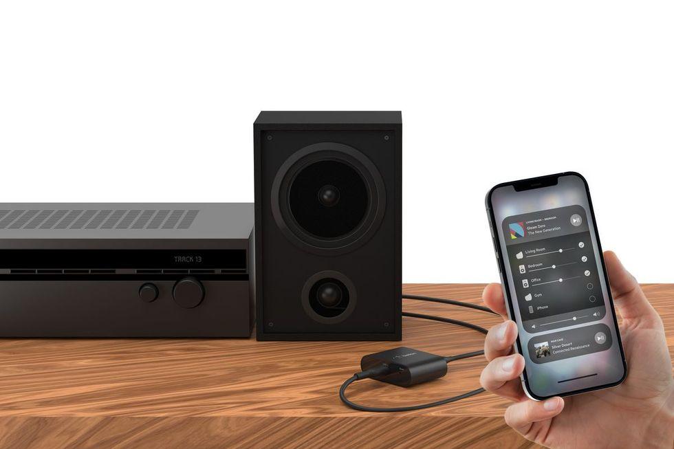 Belkin Soundform Connect fixar AirPlay 2 till alla högtalare