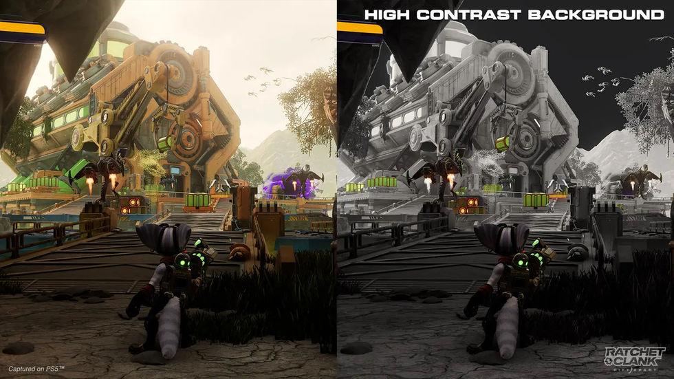 Kolla in planeterna från Ratchet & Clank: Rift Apart