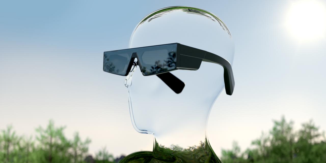Snap visar upp ny version av Spectacles