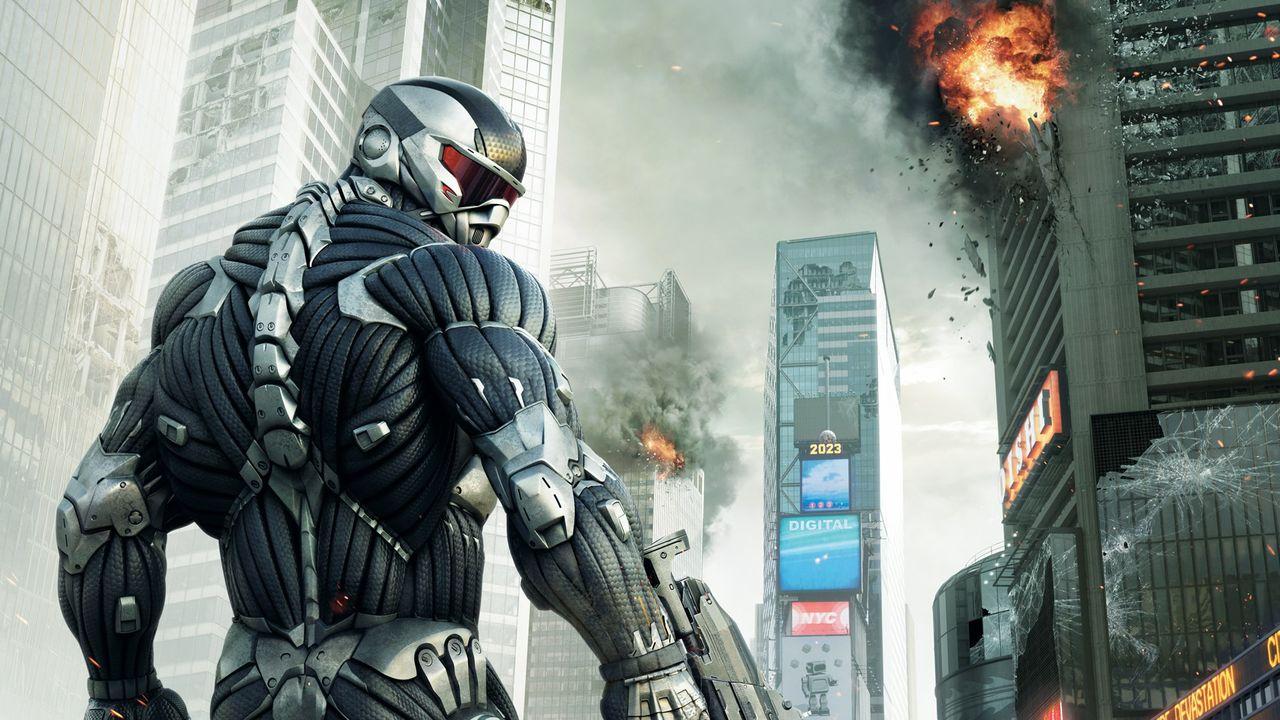 Crysis 2 verkar få en remaster