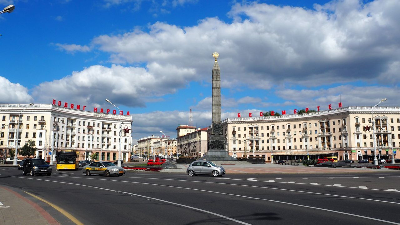 EU portar flyg från Belarus