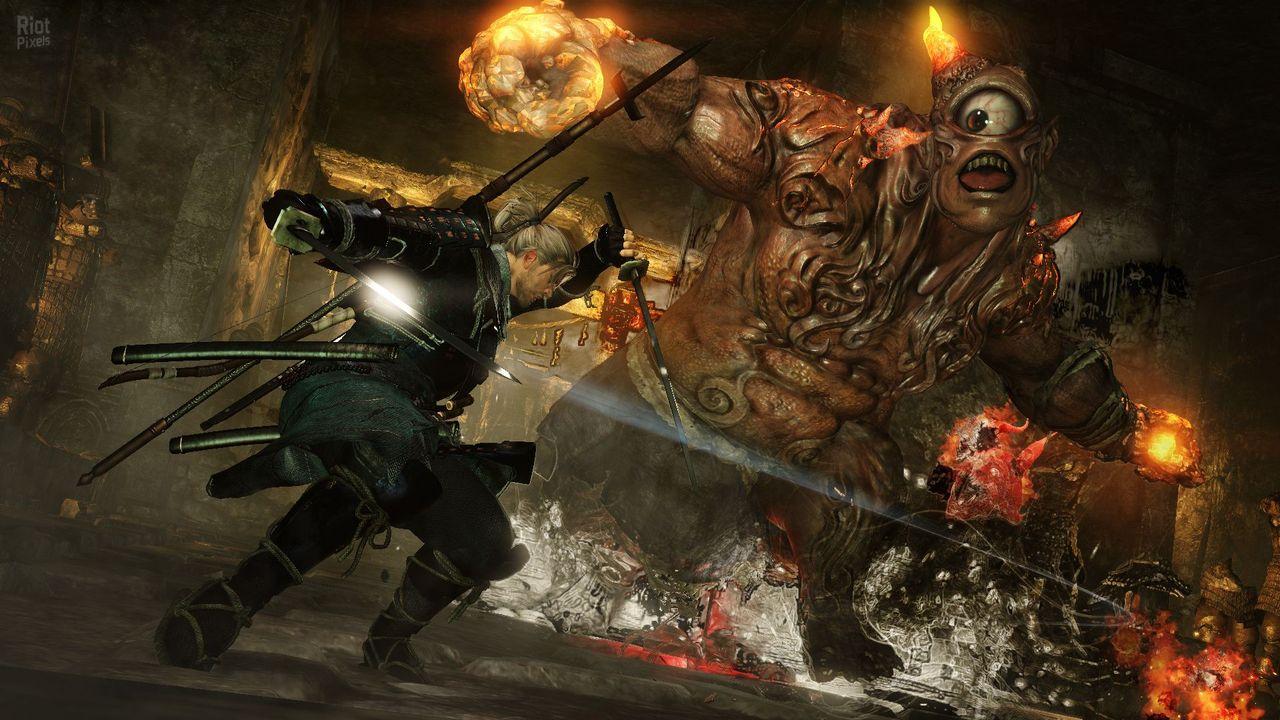 Team Ninja jobbar på actionfokuserad Final Fantasy-spinoff