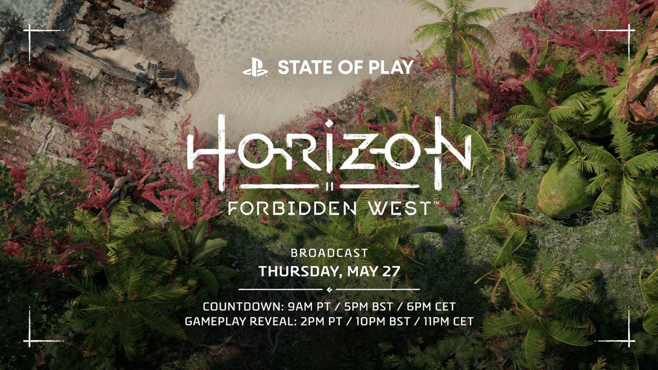 Sony visar mer av Horizon: Forbidden West på torsdag
