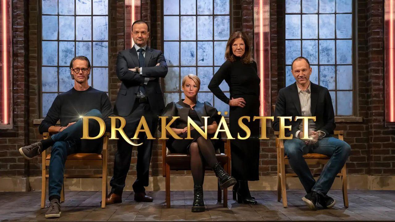 Draknästet gör comeback på SVT