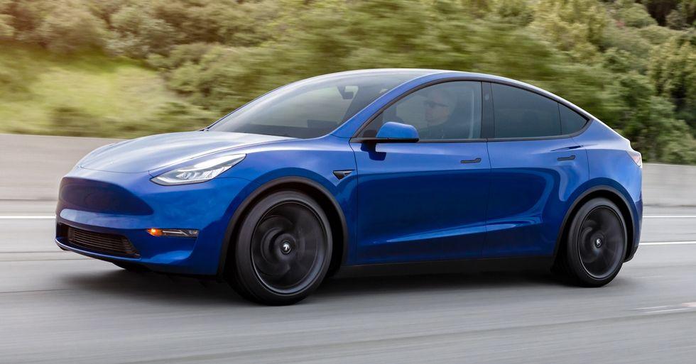 Tesla börjar fasa ut radar från sina bilar