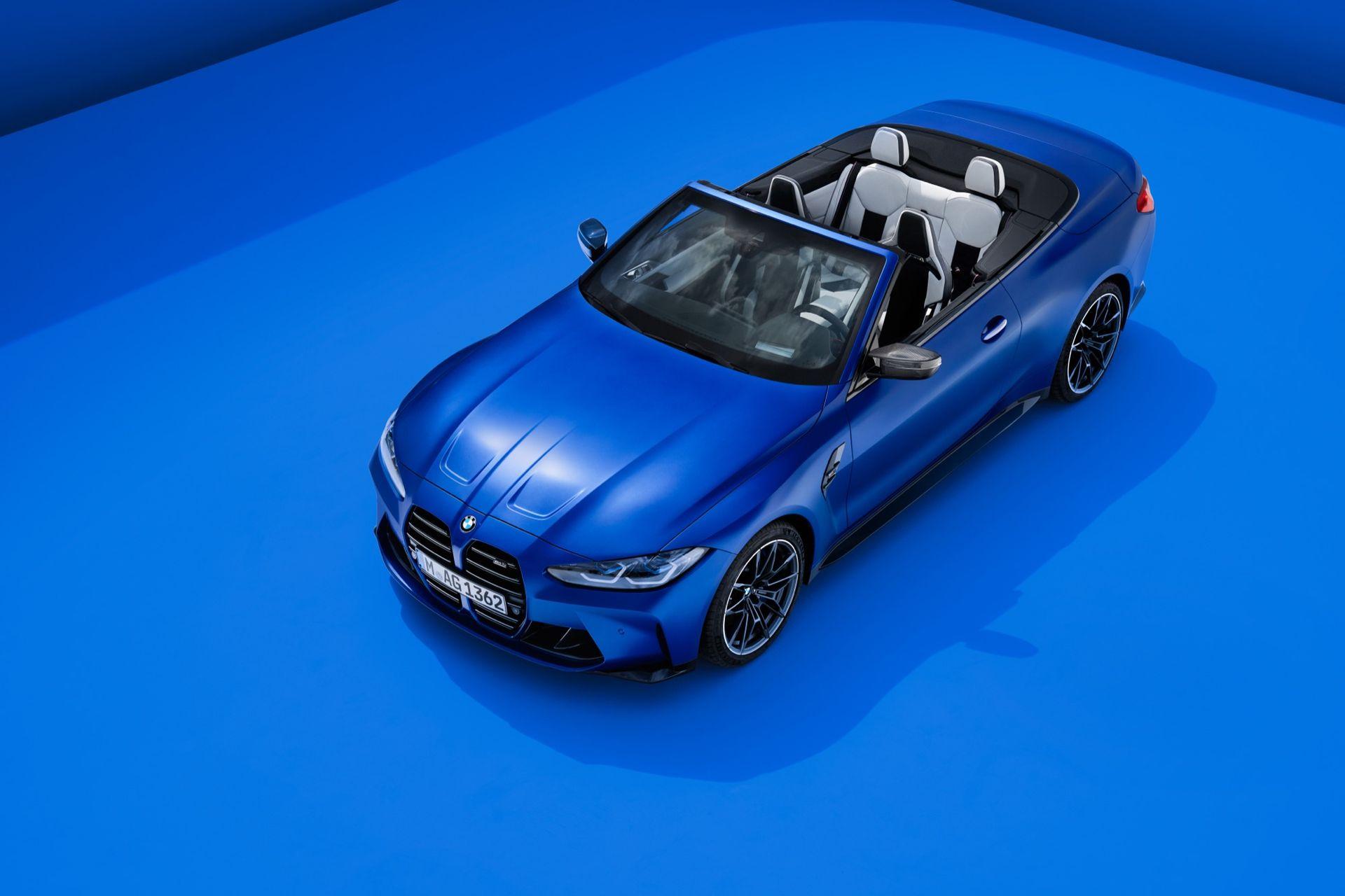 Nu finns BMW M4 som cabriolet