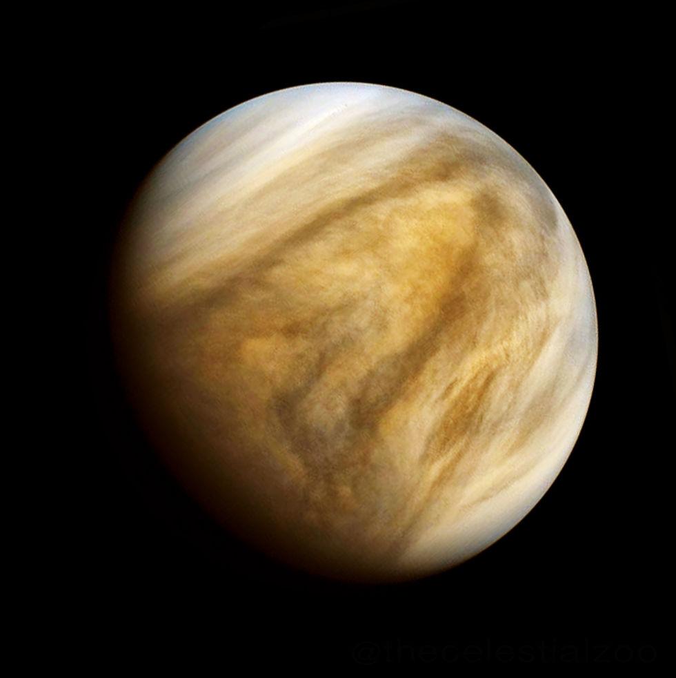 Rocket Lab vill åka till Venus 2023
