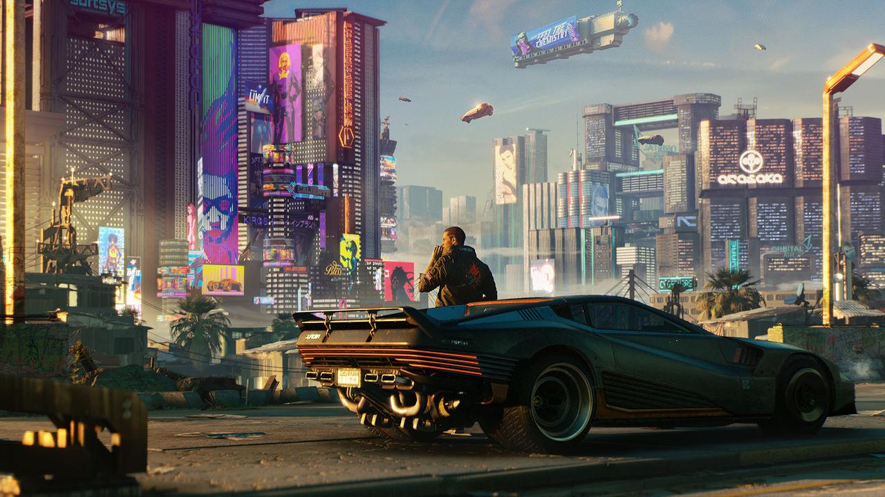 CDPR: Upp till Sony att börja sälja Cyberpunk 2077 via PS Store