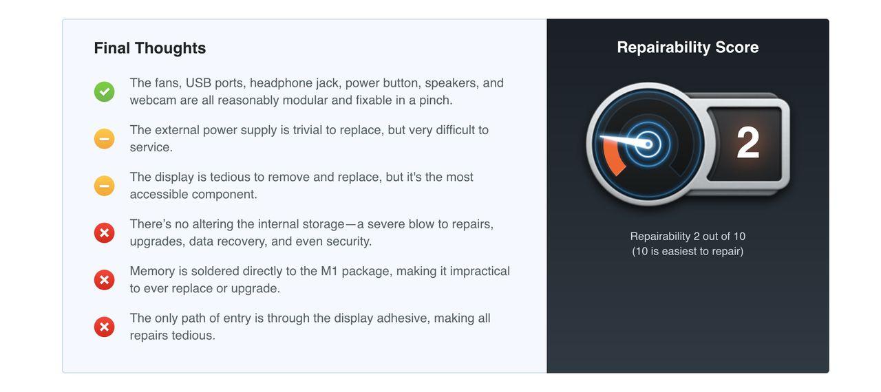 iFixit plockar isär nya iMac