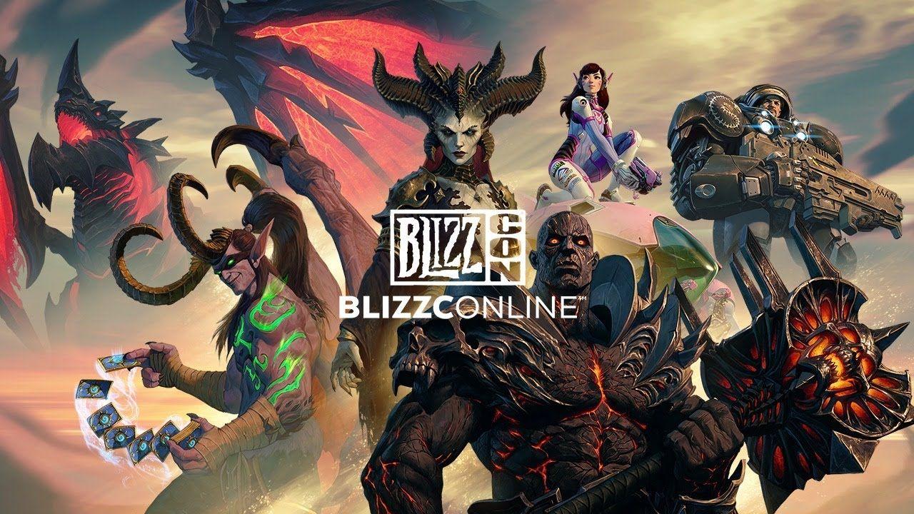 Blizzard ställer in BlizzCon 2021
