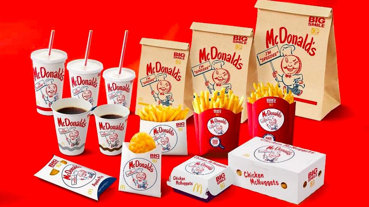 McDonalds första maskot gör comeback i Japan