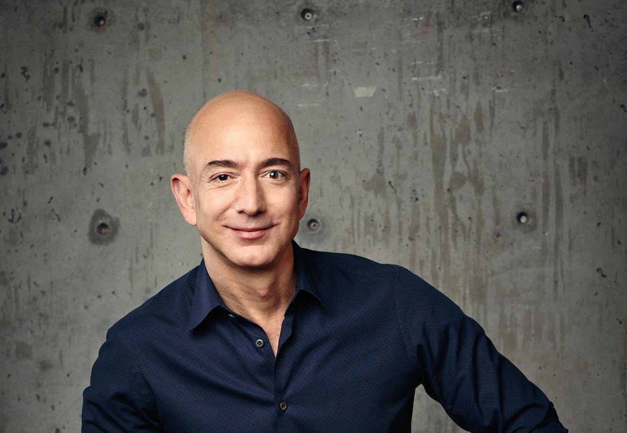 5 juli gör Jeff Bezos sin sista dag som vd för Amazon