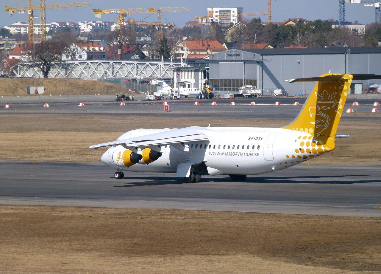 Trafikutskottet stoppar nedläggning av Bromma Flygplats