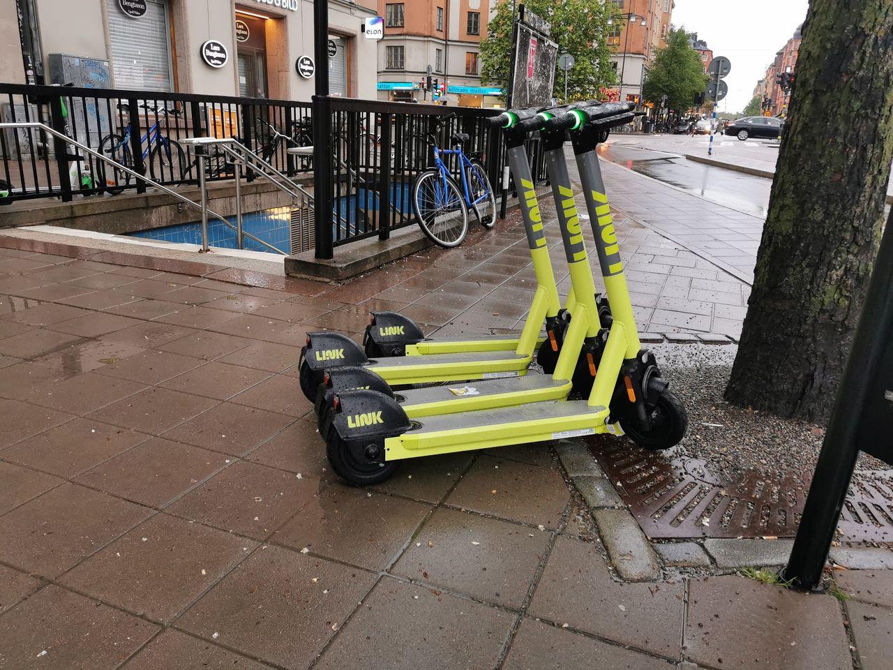 Nu kommer ännu en tjänst för elsparkcyklar till Stockholm