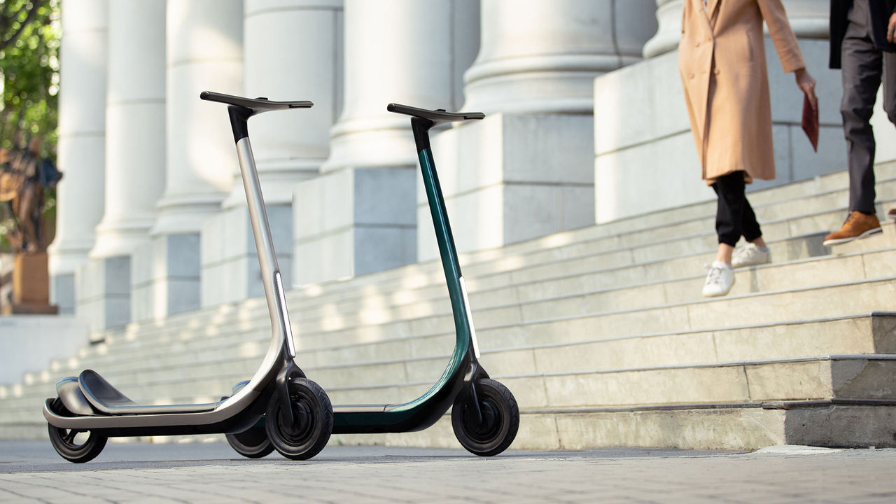 Arevo släpper 3D-printade elsparkcykeln Scotsman