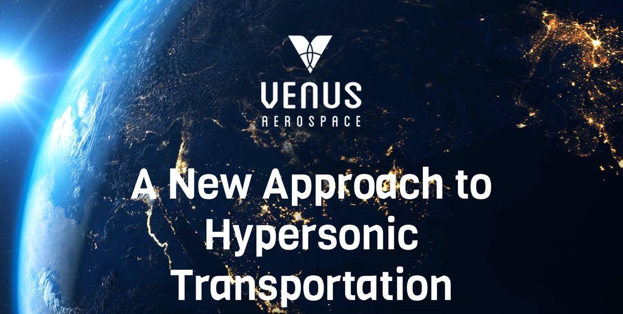 Venus Aerospace vill bygga rymdflygplan för resor över jorden