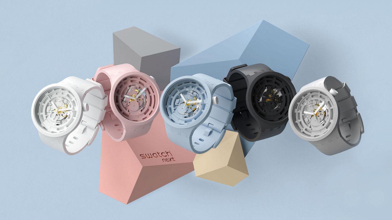 Swatch släpper klockor i keramik
