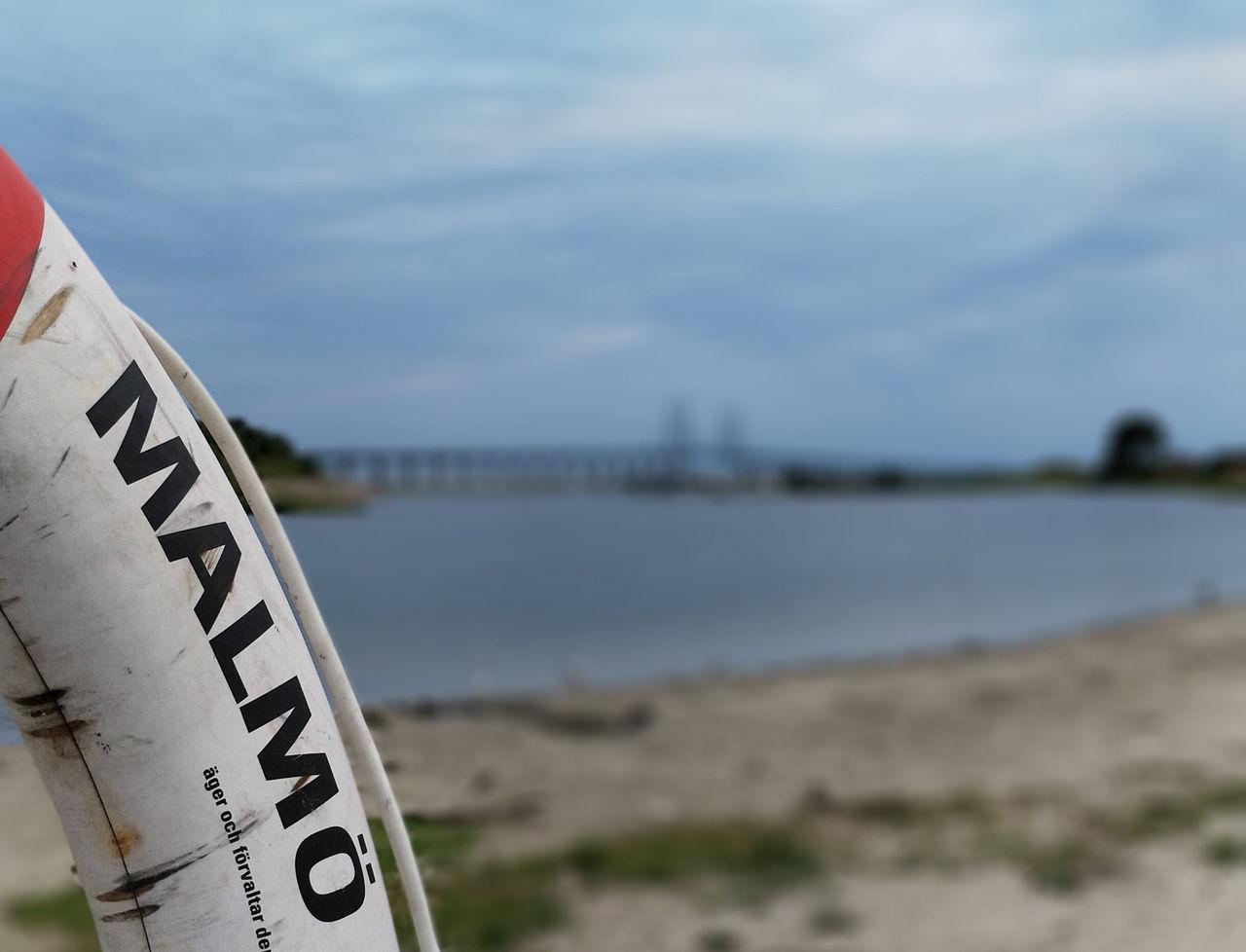 Slut på danskt bajsvatten i Öresund