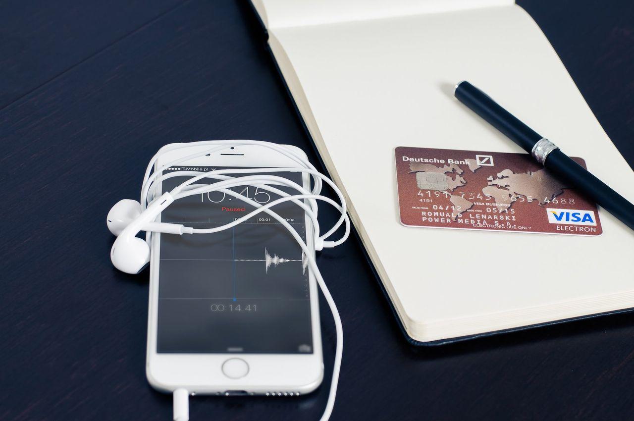 Skandiabanken har nu fått Apple Pay