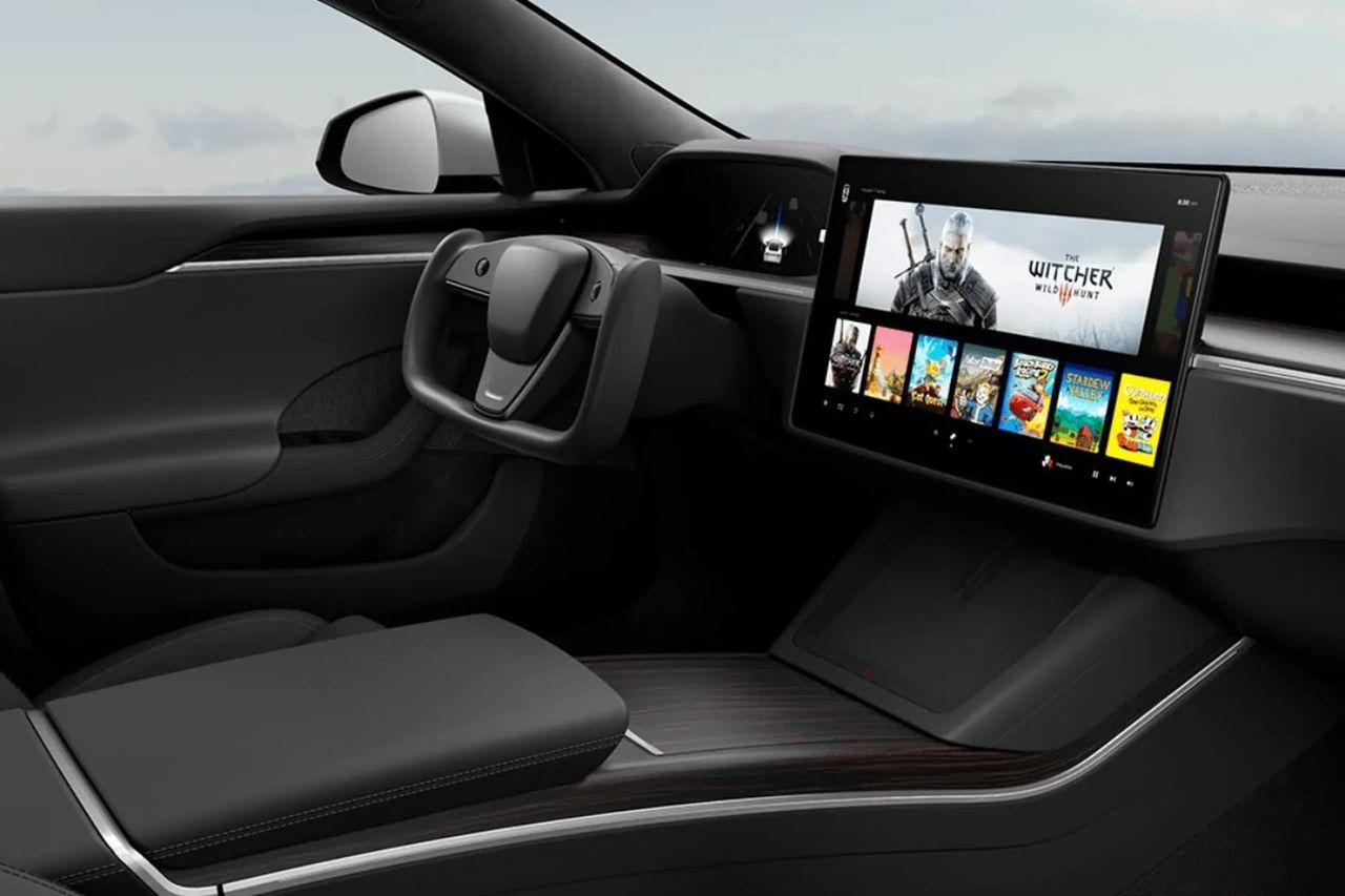 AMD står för hårdvaran i Teslas nya infotainmentsystem