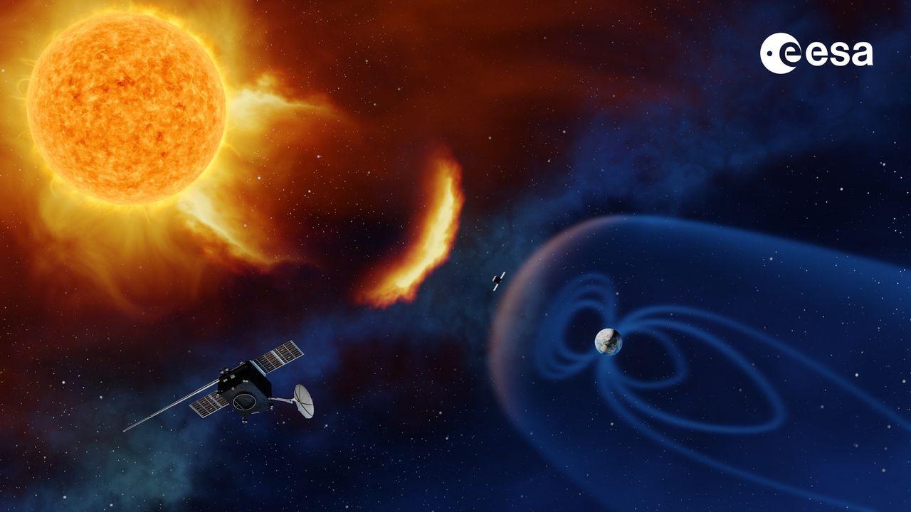 Nu kan du få namnge en satellit