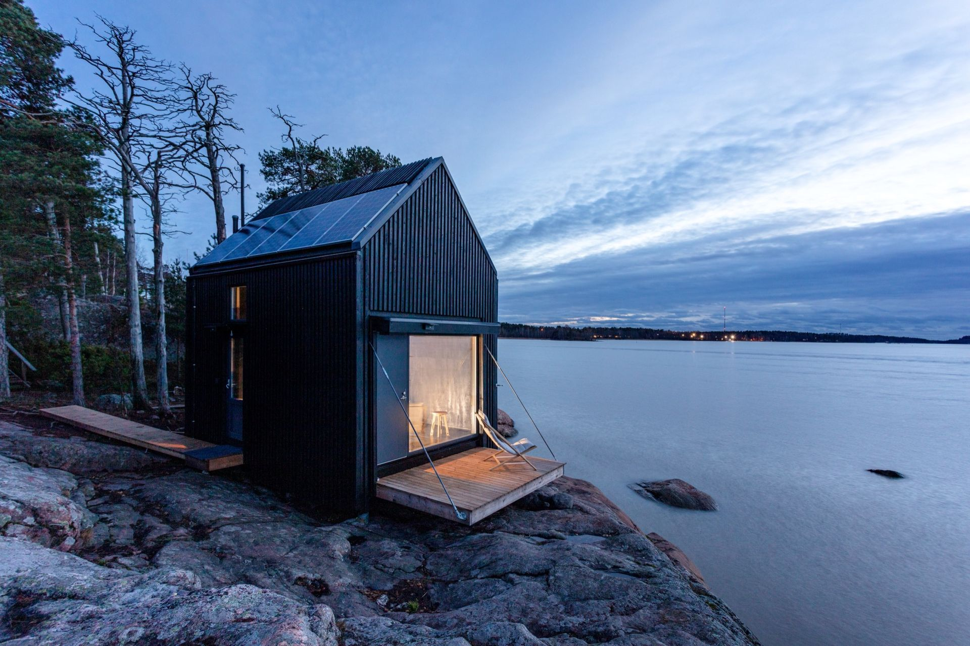 Fyra nya, snygga, finska hotell